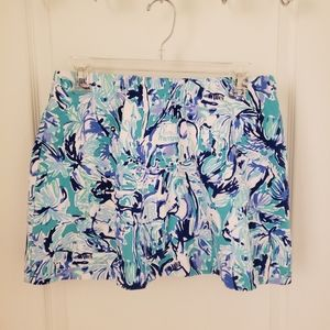 Lilly Pulitzer Shorts - Lilly Pulitzer stretch skort